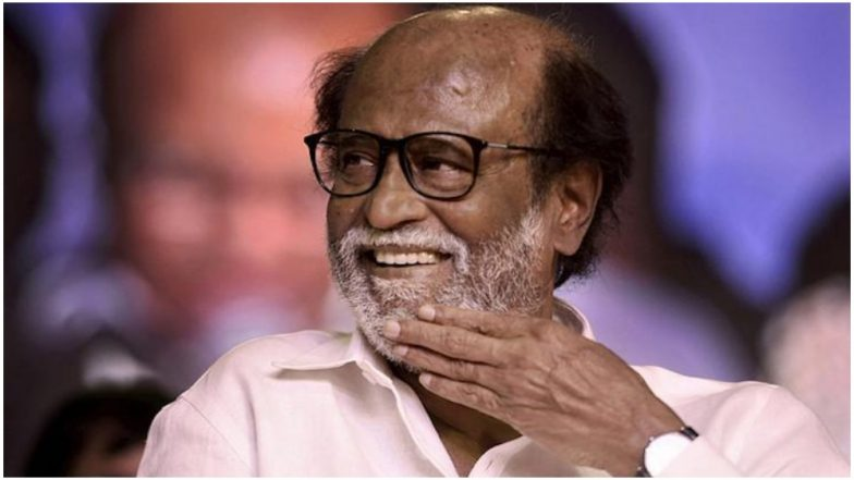 After Terming Amit Shah & PM Narendra Modi As 'Krishna-Arjuna' Combo, Rajinikanth Hails Government's 'Master Strategy' on Article 370