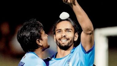 Hockey World Cup 2018: India Striker Akashdeep Singh Faces Possible Two Match Suspension for Breaching Code of Conduct