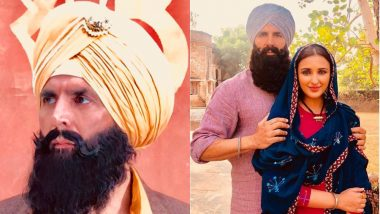 Akshay Kumar and Parineeti Chopra Wrap Up Kesari; New Pictures From the Movie Released