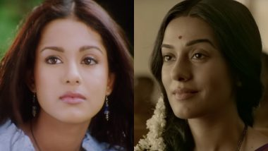 Thackeray Trailer: Amrita Rao Stars as Meenatai and We Can't Wait to Watch the Actress on the Big Screen Once Again