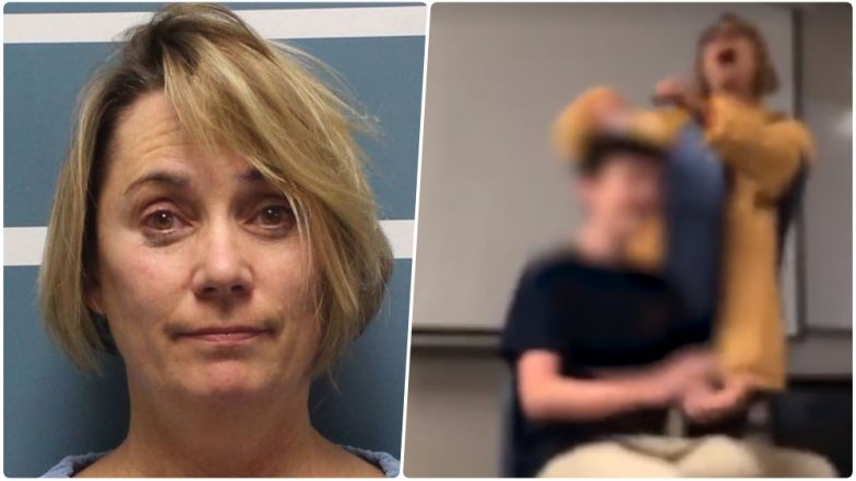 California Teacher Forcibly Cuts Student's Hair in Classroom Singing Wrong Lyrics of the US National Anthem, to Face Criminal Charges