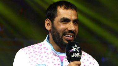 PKL 2019: Pune Coach Anup Kumar Learning Art of Managing Team from Sidelines