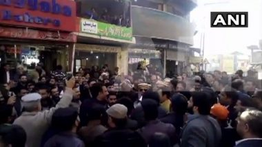 Pakistan: Protests Erupt in Muzaffarabad Over Hydropower Projects on Neelum-Jhelum River in PoK