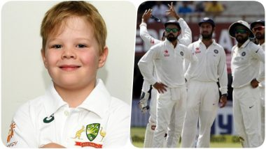 7-Year-Old Aussie Leg Spinner Archie Schille Added in Tim Paine's Squad for the Boxing Day Test at MCG