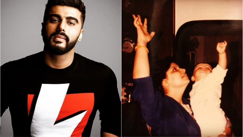 Arjun Kapoor is Missing His Mom Terribly, Says Wants to Eat Kadi Chaawal With Her in a series of Emotional Tweets