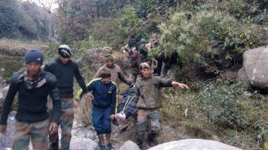 Uttarakhand: 2 Dead, 3 Injured After Bridge Collapses in Garhi Cantt in Dehradun