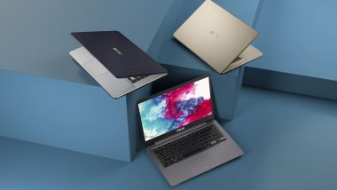 Asus VivoBook 15, Asus F570 Laptops Launched in India at Rs 52,990 & Rs 30,990
