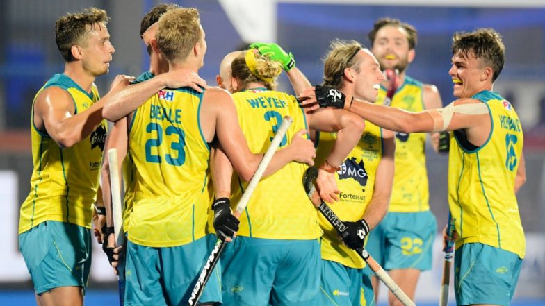 Australia vs China, 2018 Men's Hockey World Cup Match Free Live Streaming and Telecast Details: How to Watch AUS vs CHN HWC Match Online on Hotstar and TV Channels?