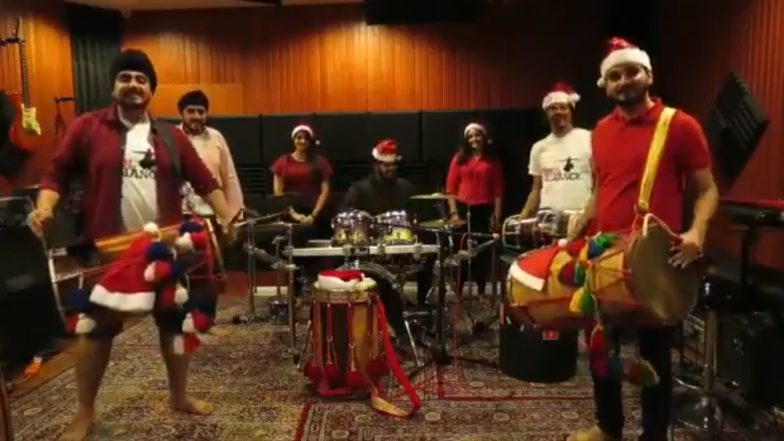 Oye Jingle Balle Balle to Jingle Belwa! The Punjabi and Bhojpuri Version of Jingles Bells Give the Popular Christmas Rhyme Perfect Desi Touch: Watch Videos
