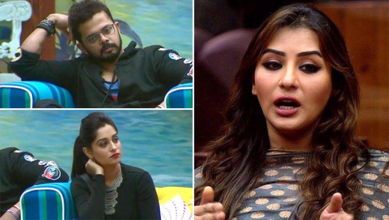 Bigg Boss 12: Shilpa Shinde Makes Her Hate For Dipika Kakar Visible Again While Applauding Gauahar Khan And Sreesanth