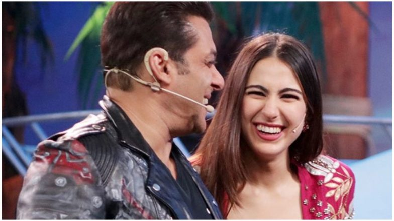 Bigg Boss 12: Sara Ali Khan and Sushant Singh Rajput Promote Kedarnath on Salman Khan's Show - Watch Video