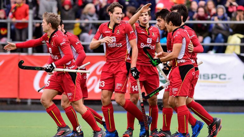 Belgium vs South Africa, 2018 Men's Hockey World Cup Match Free Live Streaming and Telecast Details: How to Watch BEL vs SA HWC Match Online on Hotstar and TV Channels?