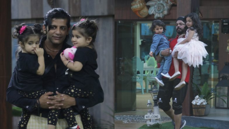 Bigg Boss 12, 9th December 2018 Episode Written Updates: Karanvir Bohra and Sreesanth's Kids Enter the House