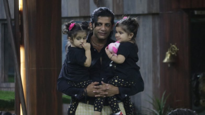 Bigg Boss 12: Karanvir Bohra's Twin Daughters Bella and Vienna Appeal For Vote in a Cute, Gibberish Tone! (Watch Video)