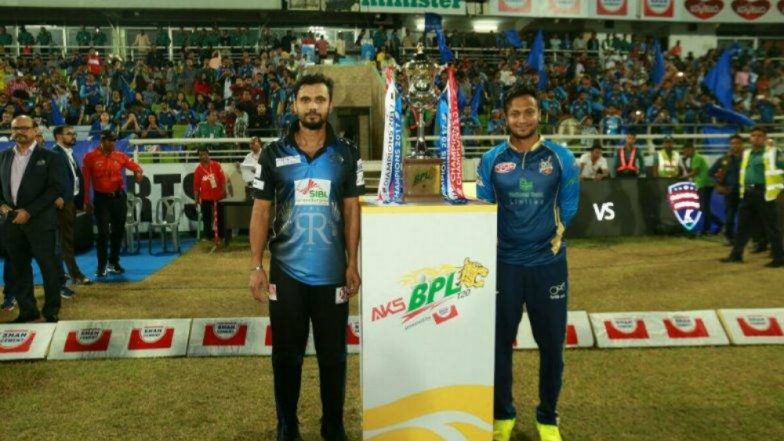 BPL 2019 Live Streaming: Watch Free Telecast of Bangladesh Premier League T20 on TV and Online in India