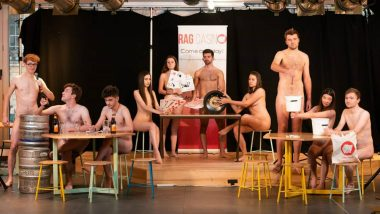 New Year 2019: Bristol University Students Strip Naked to Pose for Charity Calendar & the Pictures Are Cheeky
