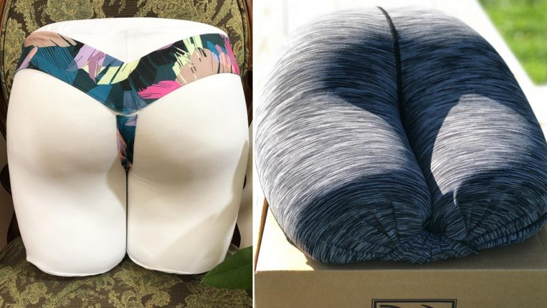 Longing to Squeeze Butts While Lying on Bed? Now You Can Have Booty Shaped Pillow to Fulfil Your Desires