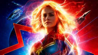 Captain Marvel Debuts New Poster While Second Trailer to Be Out Later Today!