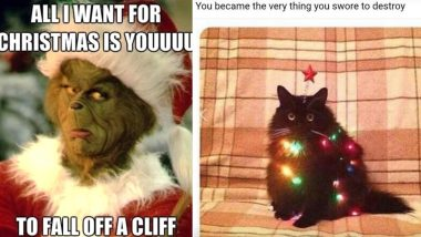 Christmas 2018: These Funny Viral Xmas Memes Will Make You Go Ho Ho Ho!