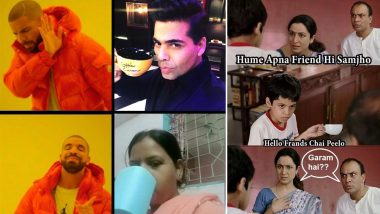 International Tea Day 2018: Some 'Hello Frands…Chai Pi lo' Memes to Remind You of the Popular Desi Internet Sensation on Tea Day!