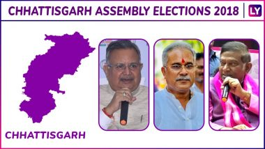 Chhattisgarh Assembly Elections 2018 Results Live News Updates: Congress Wins State After 15 Years With Thumping Majority, BJP Loses Miserably in Strong Hold