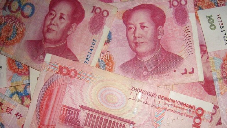 Chinese Yuan Edges Up to 6.8482 Against US Dollar