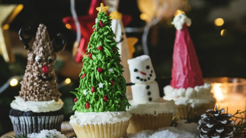 Christmas 2018: Glitter on Your Festive Cake May Not Be Edible