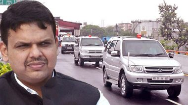 Maharashtra CM Devendra Fadnavis' Traffic Violation Fine of Rs 13,000 Waived Off by Police
