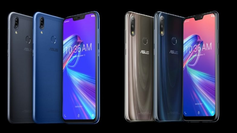 Asus Zenfone Max M2, Zenfone Max Pro M2 Launched; Price in India Starts From Rs 9999 & 12999
