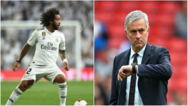 Real Madrid Defender Marcelo Dodges Question on Return of Ex-Coach Jose Mourinho