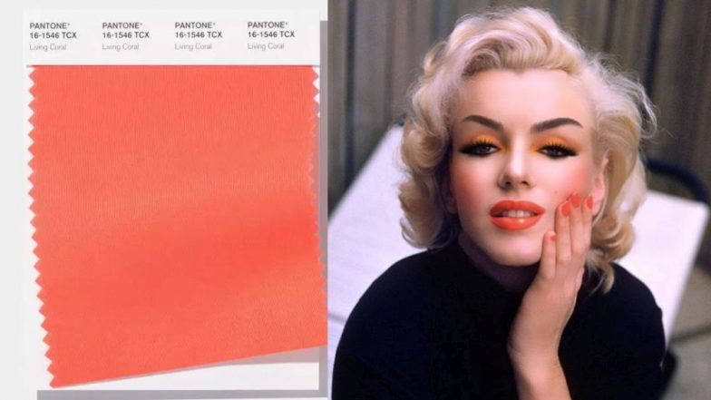 Living Coral is Pantone Color of the Year 2019: Here's How You Can Rock Coral Makeup