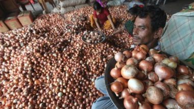 Maharashtra: Farmer Sells 750 Kg Onion for Only Rs 1,064, Sends Money to PM Modi in Protest, Pays Extra Rs 54 for Money Order