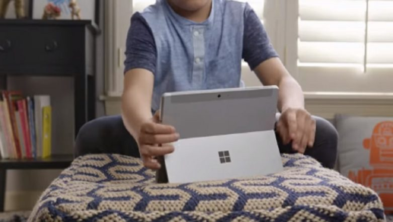 Pre-Order Microsoft's Smallest and Affordable 'Surface Go' Device Now on Flipkart in India