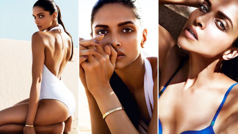 Deepika Padukone Looks Piping Hot in Her Recent Photoshoot Pictures