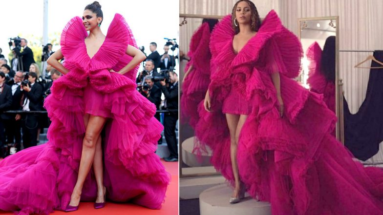 Beyonce Apes Deepika! When Queen Bey Seeks Inspiration From The Queen of Bollywood, We Can't Keep Calm