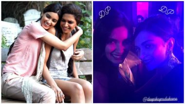 Deepika Padukone and Diana Penty Met at Dinesh Vijan's Wedding Bash and We Hope They Danced Together on 'Tumhi Ho Bandhu'