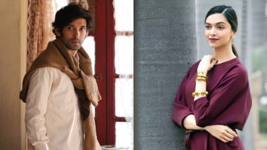 Deepika Padukone Welcomes Vikrant Massey to Chhapaak; Says She Is Thrilled to Have Him on Board