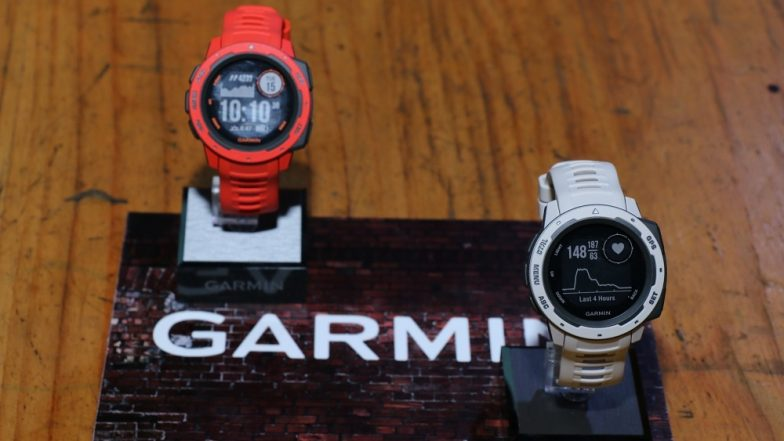 Garmin Officially Launches New GPS-Enabled Smartwatch in India at Rs 26,990