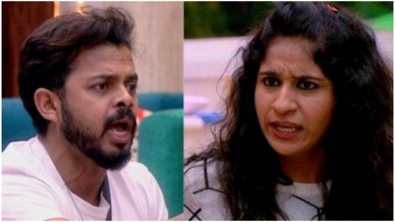 Bigg Boss 12: Salman Khan's Yelling Does the Trick, Surbhi Rana Saves Sreesanth in the Nominations
