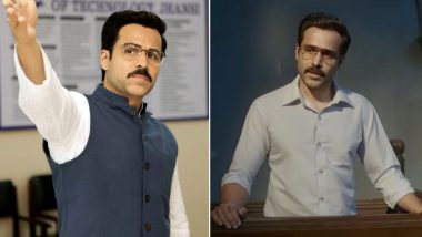 Cheat India Trailer: Emraan Hashmi's Fans Have Heavy Expectations From 'Rakesh Singh' and We Hope for the Best! (Read Tweets)