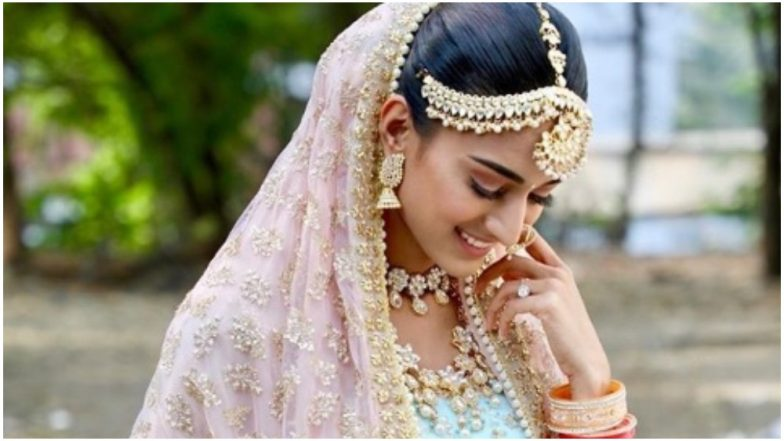 Kasautii Zindagii Kay 2: Erica Fernandes Looks Dreamy in Her Bridal Avatar for the Show – View Pic