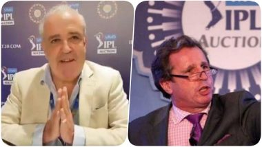 Hugh Edmeades Replaces Richard Madley to Conduct IPL 2019 Auctions: Here's Everything You Need to Know About the New Auctioneer