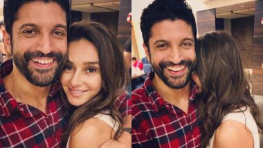 Farhan Akhtar Is Posting Cute Pictures with Girlfriend Shibani Dandekar Like a College Kid