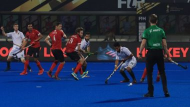 2018 Men's Hockey World Cup: Canada, South Africa Play out 1-1 Draw to Stay Alive