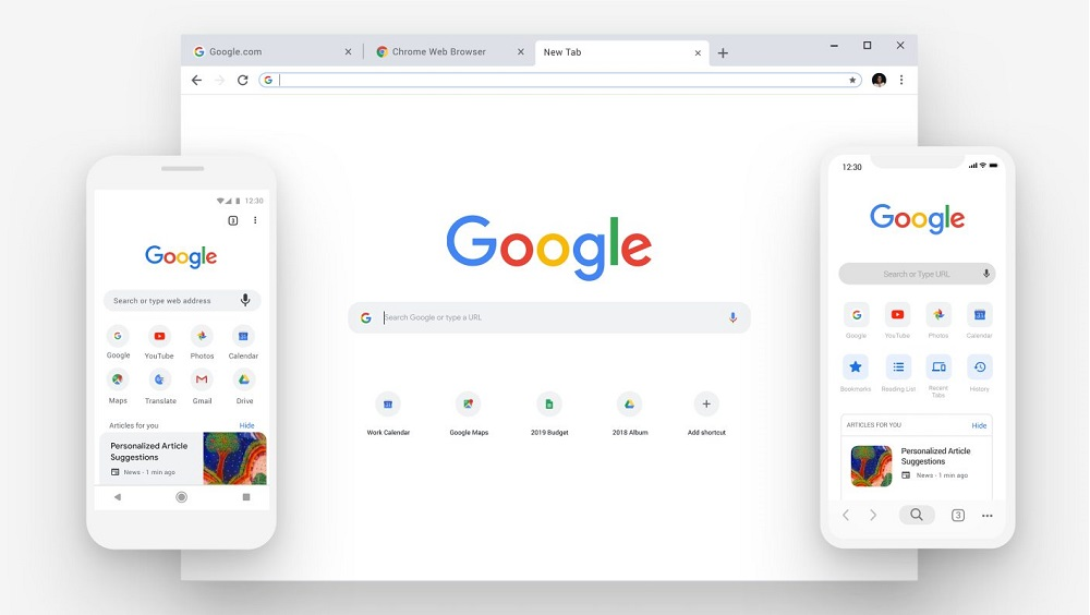 New Google Chrome 78 Releases Tab Customisation, Forced Dark Mode, More