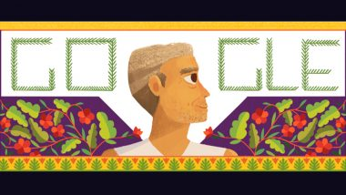 Baba Amte's 104th Birthday: Google Doodle Beautifully Traces the Life of Social Activist