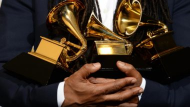 Grammy Awards 2019 Nominations: Check Out Complete List of Nominees for the 61st Annual Ceremony