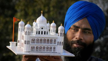 Kartarpur Corridor: India Requests Pakistan Again to Reconsider Charging $20 From Pilgrims Visiting Shrine, Says 'Ready to Amend the Agreement'