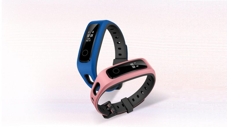 Honor Band 4 Launched in India at Rs 2599; To Go On Sale Tomorrow Exclusively Via Amazon
