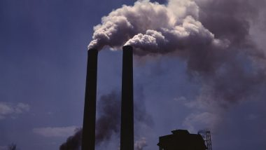 India Ranks 4th in the World in Emission of CO2: Study